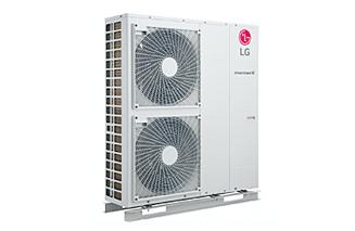 Tepelné čerpadlo LG Split
