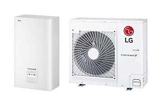 Čerpadlo LG Split